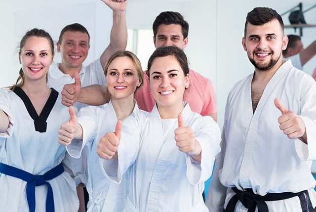 Karateadult1.2, Next Level Martial Arts of Houma