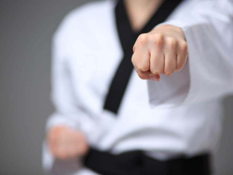Adult Karate Video Placeholder 1, Next Level Martial Arts of Houma