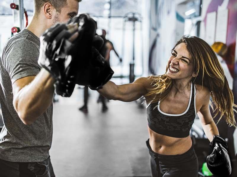 Kickboxing, Next Level Martial Arts of Houma