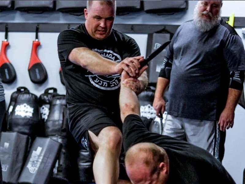 Krav360adults, Next Level Martial Arts of Houma