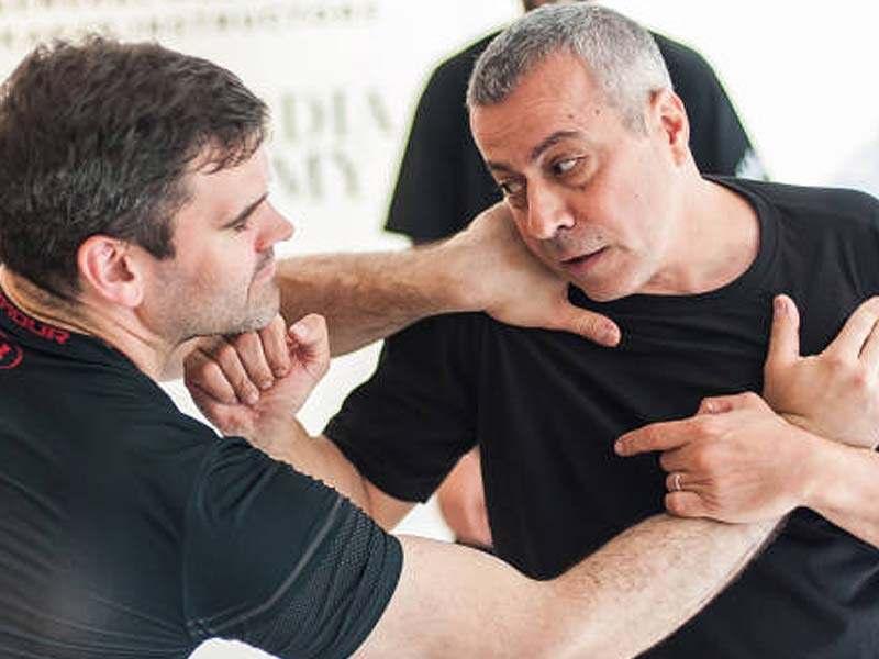 Kravinperson, Next Level Martial Arts of Houma