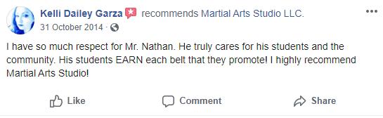 3, Next Level Martial Arts of Houma