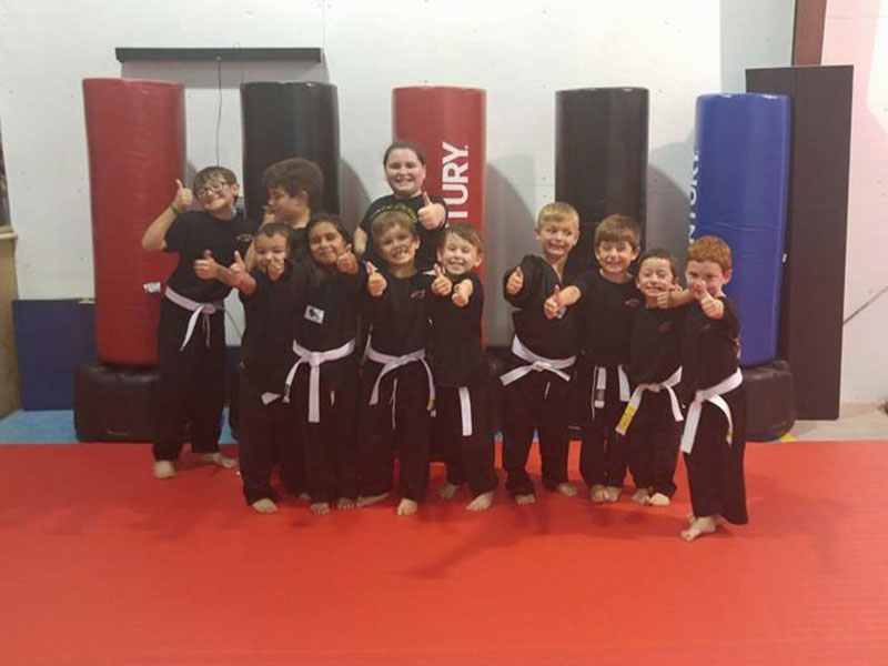 kids martial arts classes in houma