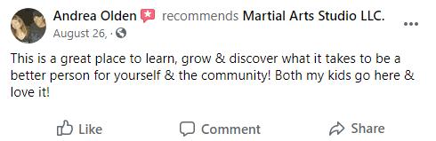 Kids2.3, Next Level Martial Arts of Houma