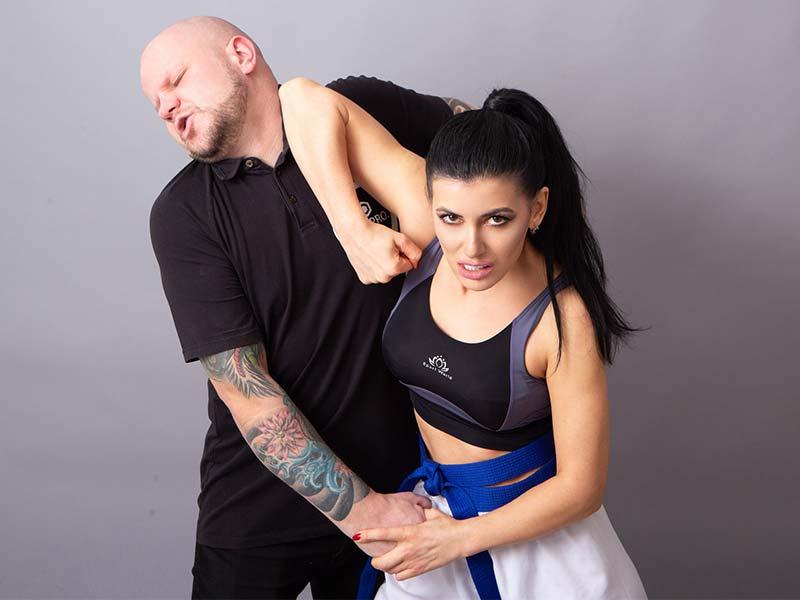 Krav1, Next Level Martial Arts of Houma